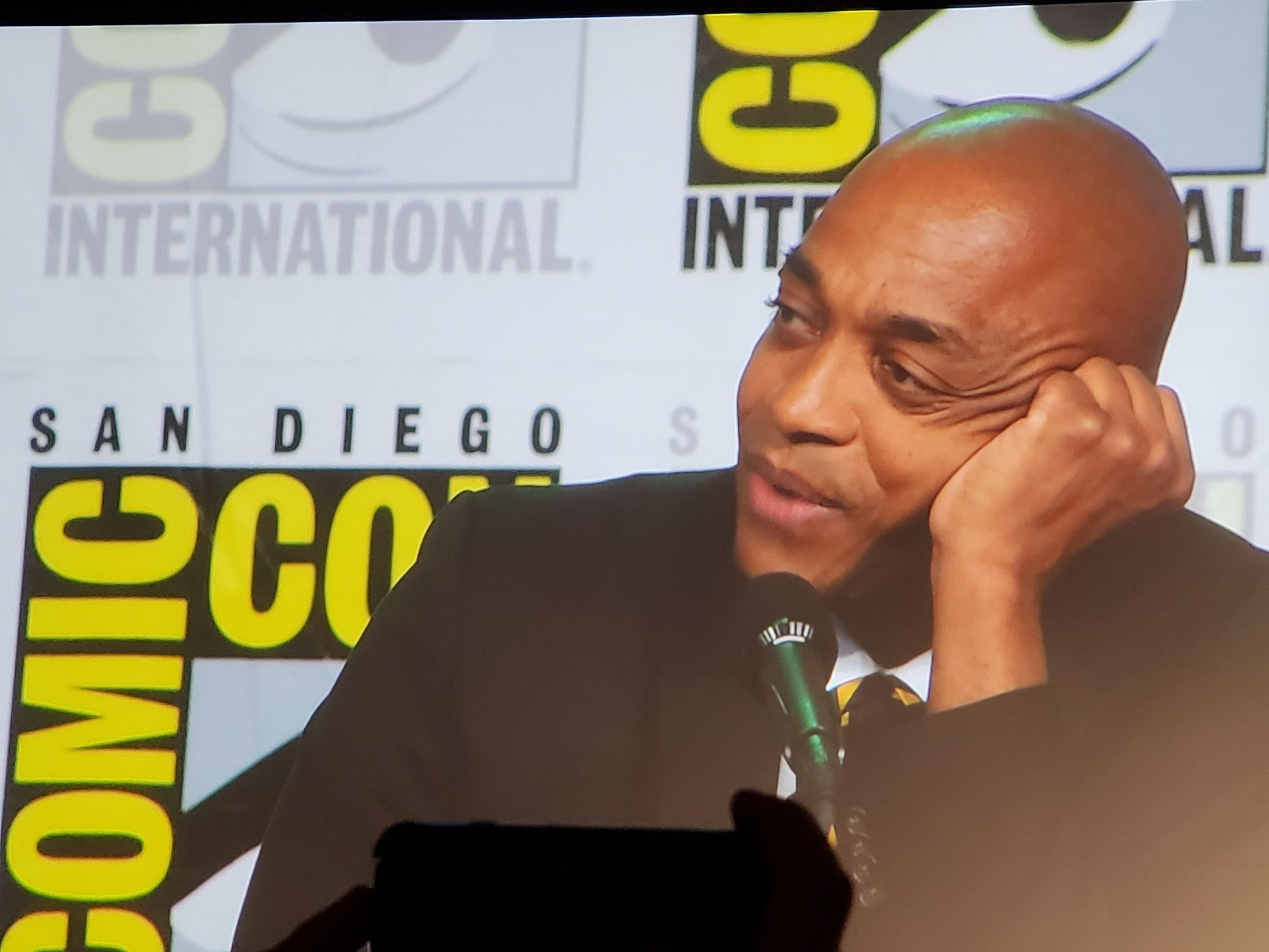 Rick Worthy Magicians interview MTTG Comic Con panel