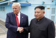 donald trump kim jong un north korea fact check 2019 images