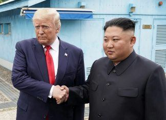 donald trump kim jong un north korea fact check 2019 images