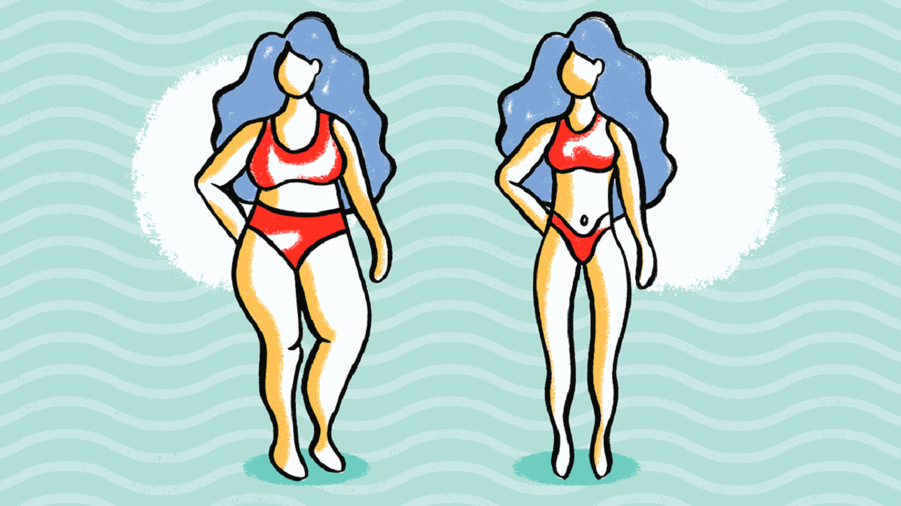 healthy weight loss per month 2019 images