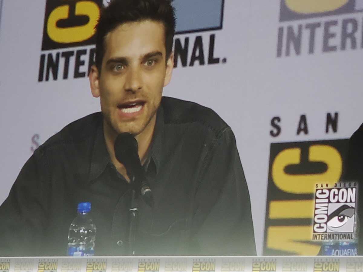 jeff ward agents of shield comic con 2019