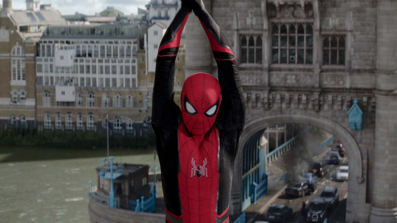spider man far from home tops box office weekend again 2019