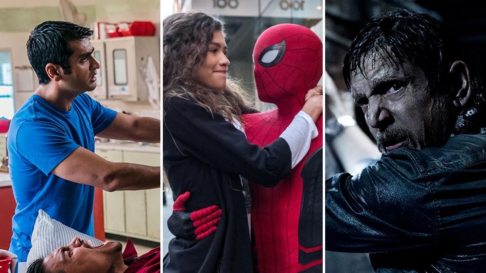 stuber vs spider man far from home vs crawl box office 2019