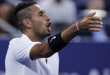 Nick Kyrgios corrupt comment brings punishment 2019 images