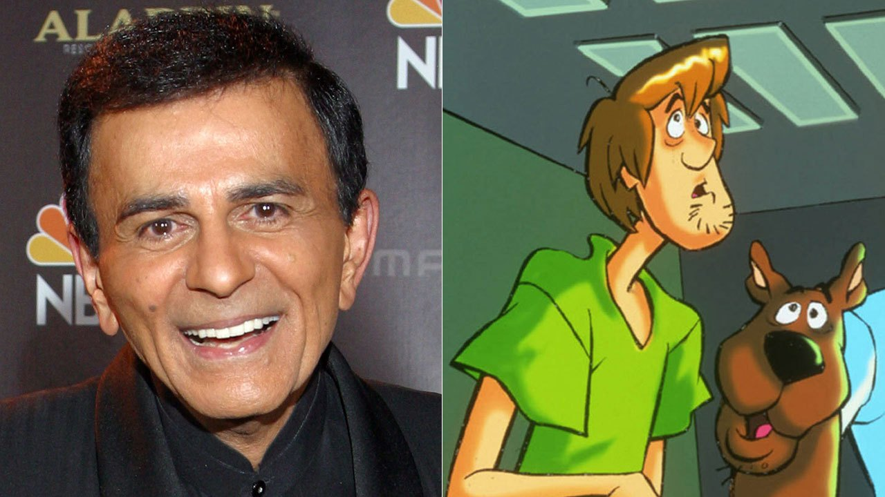 casey kasem does scooby doo shaggy voice 2019 images