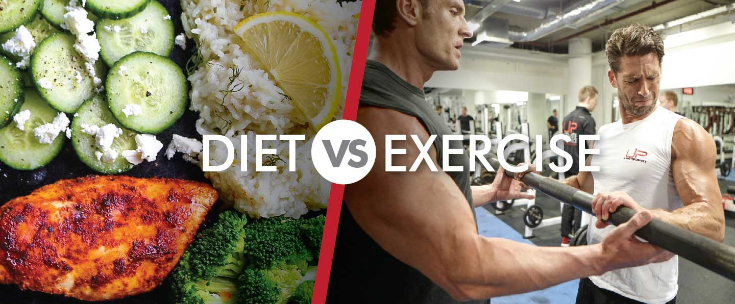 diet versus exercise movie tv tech geeks