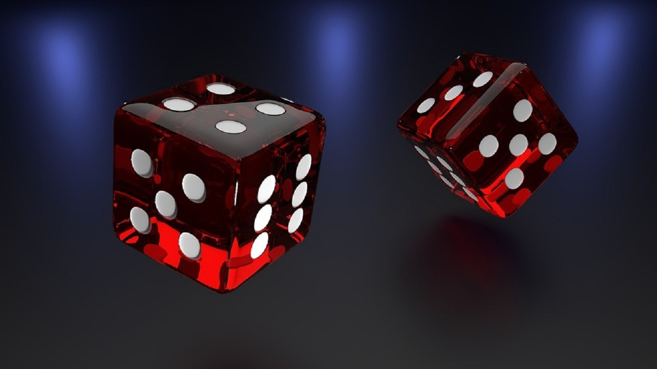 evolution of casino games red dice in air 2019 images