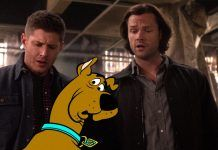scooby doo supernatural crossever with winchester brothers