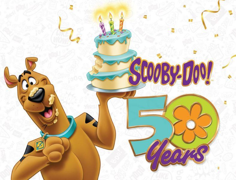 scooby doo turns 50 at comic con 2019
