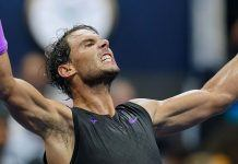 Rafael Nadal brings on intensity at us open 2019 images