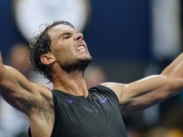 Rafael Nadal brings on intensity at us open 2019 images