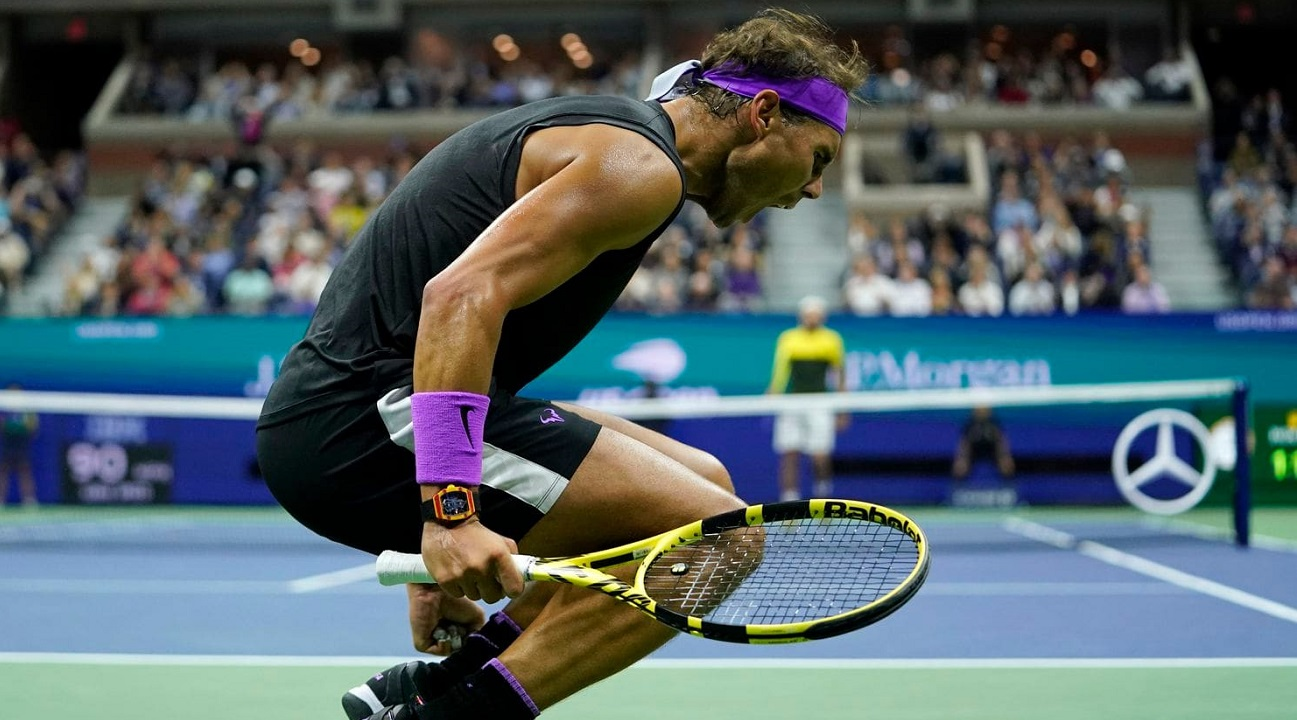 rafael nadal ready for medvedev at us open after berrettini 2019