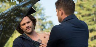 sam winchester dark spot with dean supernatural final season
