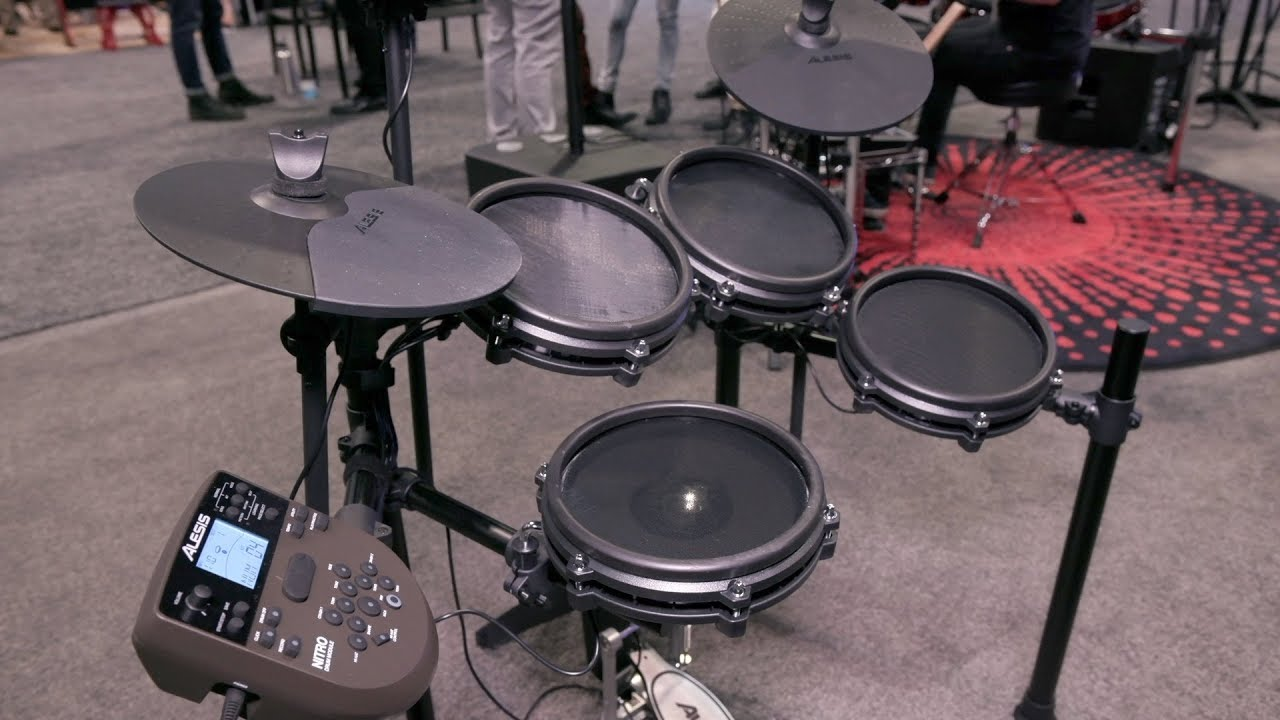 Alesis Drums Nitro Mesh Kit 2019 hottest tech toys gifts