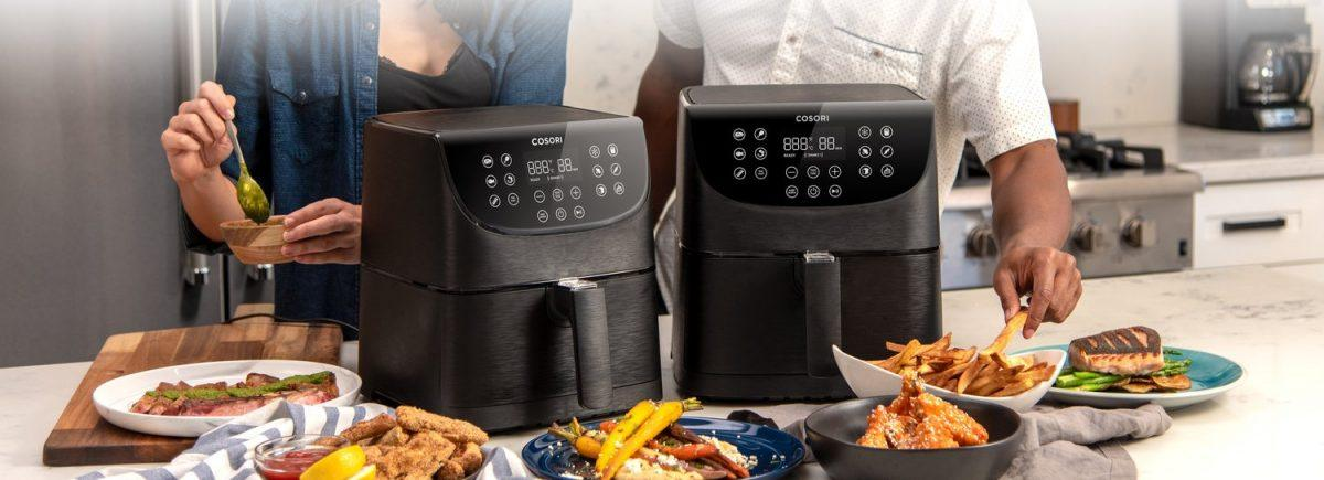 COSORI Air Fryer 2019 hottest holiday home kitchen gifts