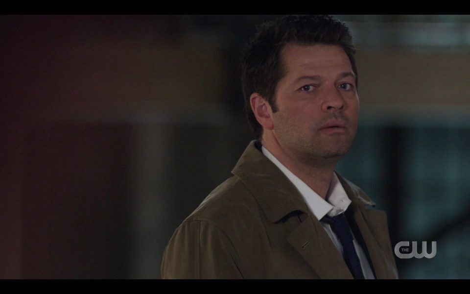 Cas To Sam Jacks Dead Chucks gone you and sam have each other for dean