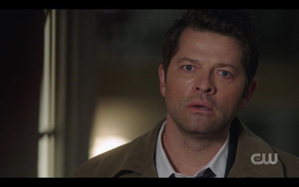 Cas to Dean Winchester you still blame me for mary death