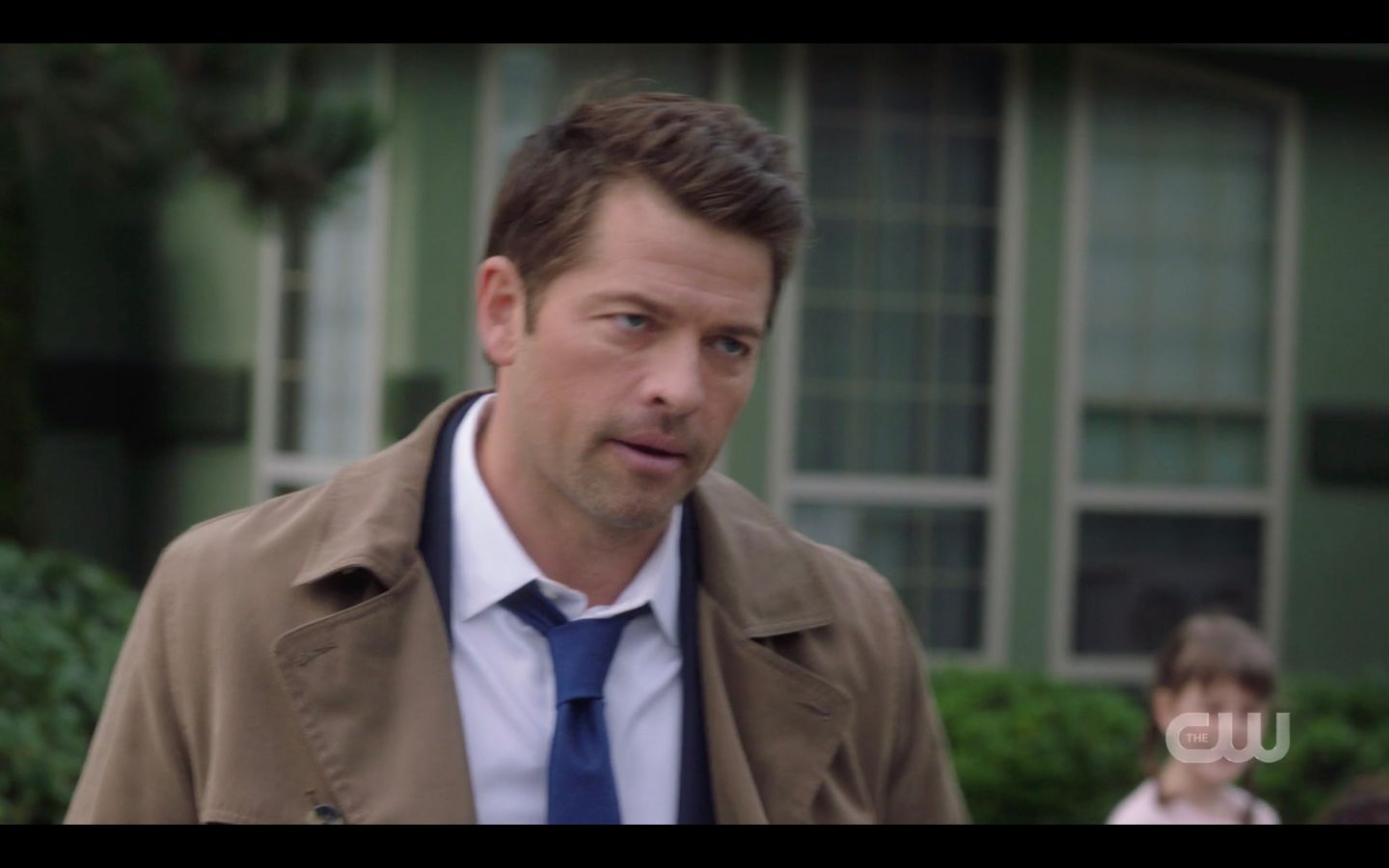 Castiel You Shot Me look at Sam Winchester 1501
