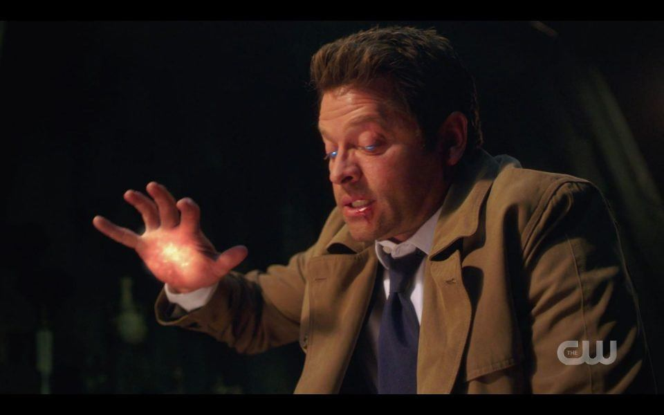 Castiel kills Jack Belphagor SPN 1503