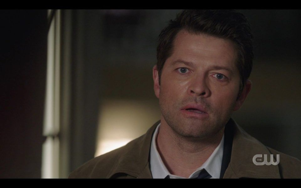 Castiel to Dean You used to trust me SPN 1503