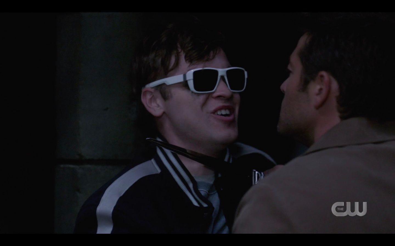 Castiel tries to force Belphigor out of Jacks body SPN 1501