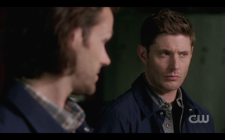 Dean Sam Winchester finding Rowena 1502