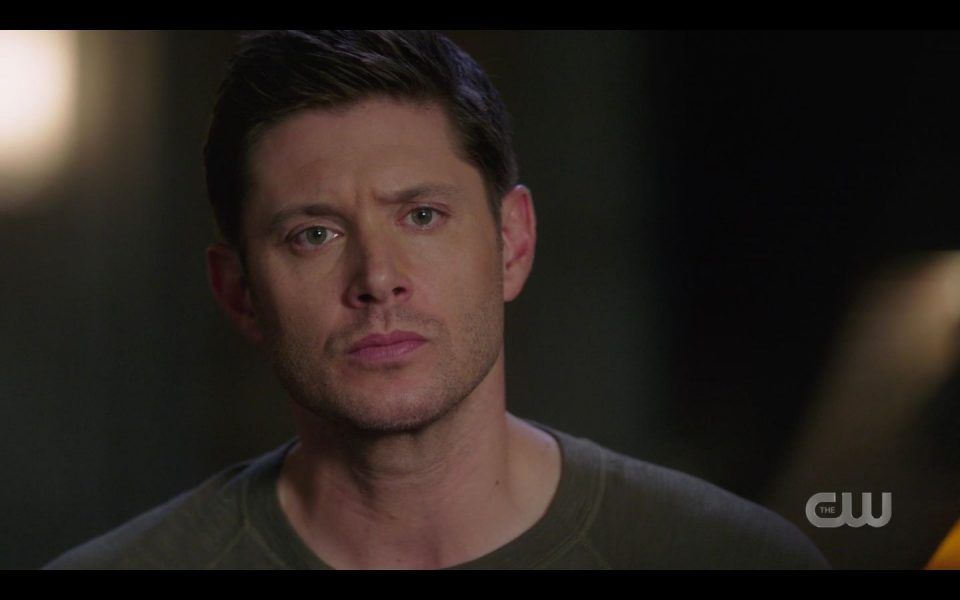 Dean Winchester faces off to Castiel angry SPN Rupture