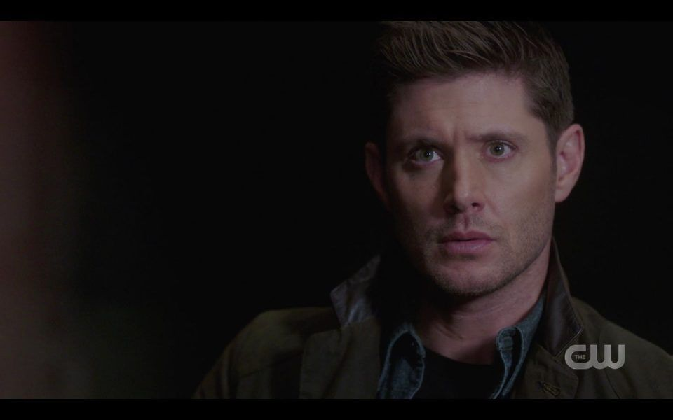 Dean Winchester watching Rowena cast SPN spell for Rupture