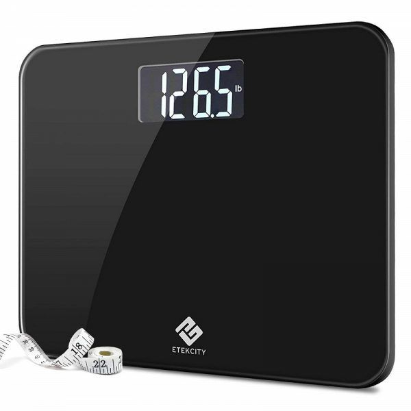 Etekcity High Precision Digital Body Weight Bathroom Scale 2019 hottest holiday home gifts