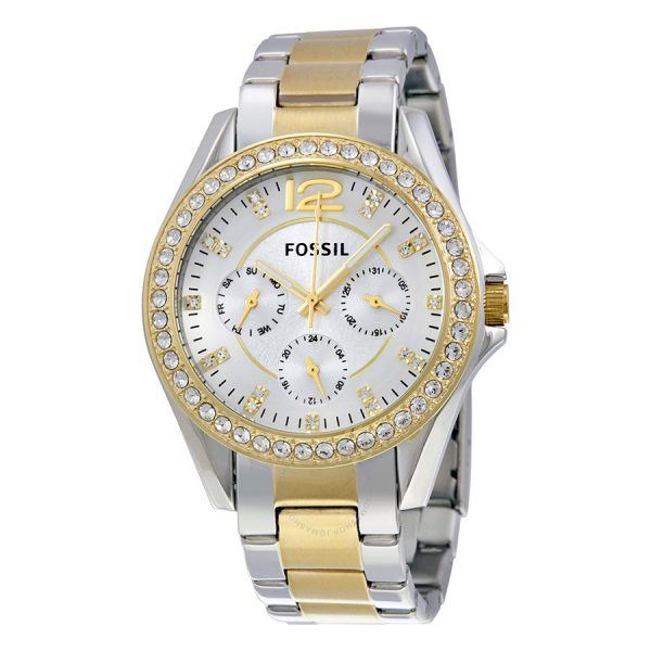 Fossil Women's Riley - ES3204 2019 hottest holiday fashion watch gifts