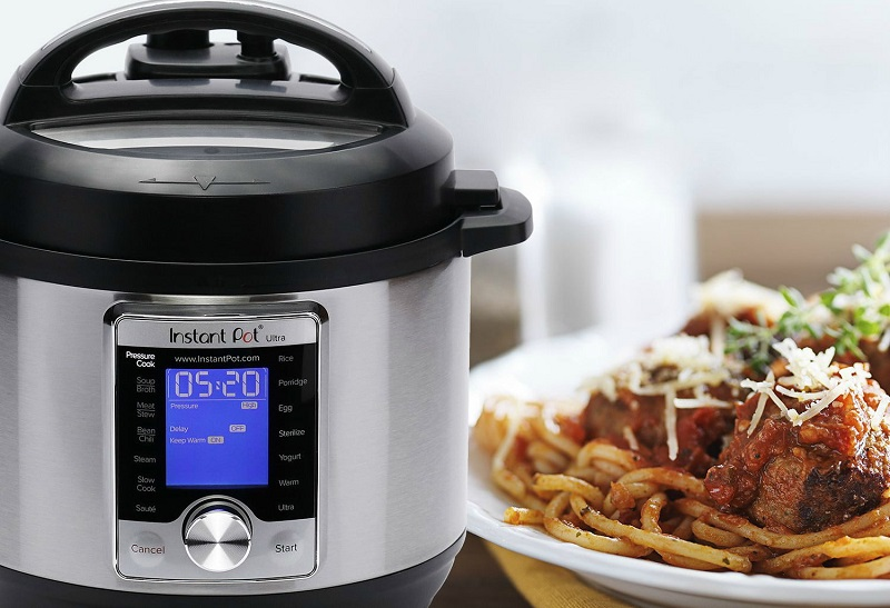 Instant Pot Ultra 2019 hottest holiday kitchen home gift ideas