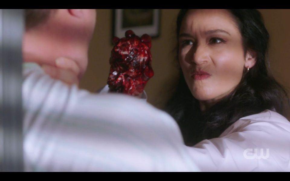 KIetch getting strangled in hospital 1503