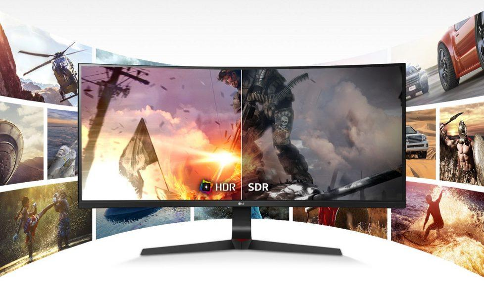 LG 34GL750-B 34 inch 21 9 Ultragear Curved Wfhd 2019 hottest gaming holiday gifts