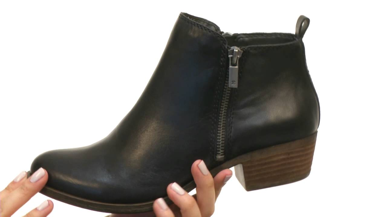 Lucky Brand Women's Basel Ankle Bootie 2019 hottest holiday fashion gifts