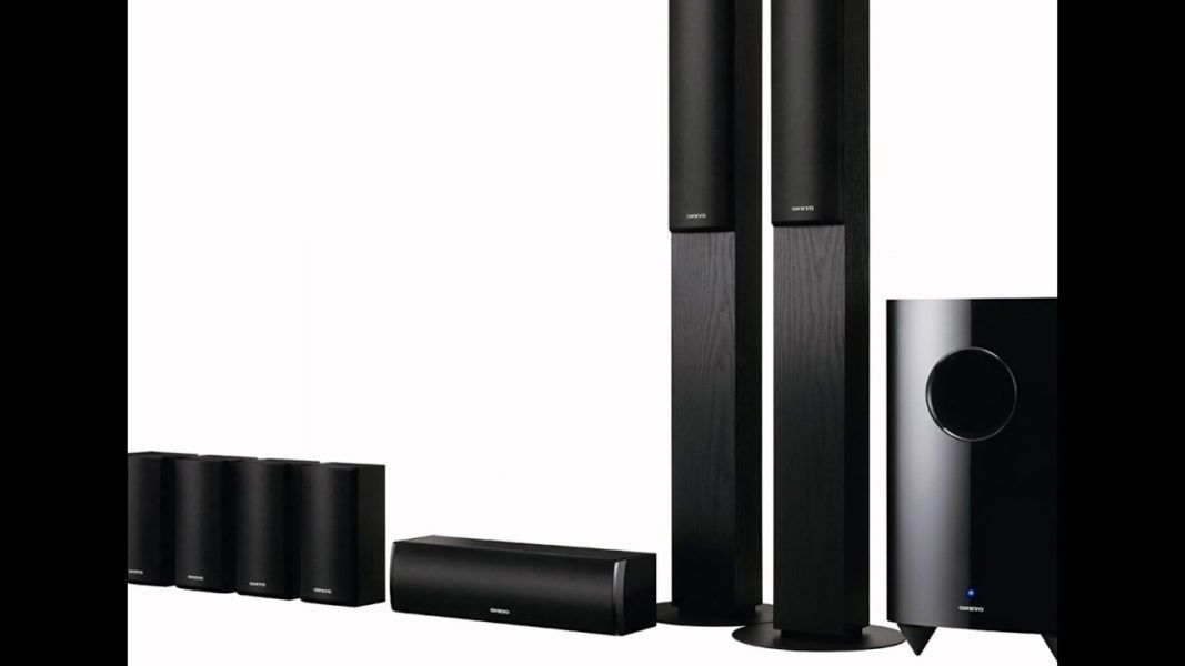 Onkyo SKS-HT870 Home Theater Speaker System 2019 hottest holiday gift guides