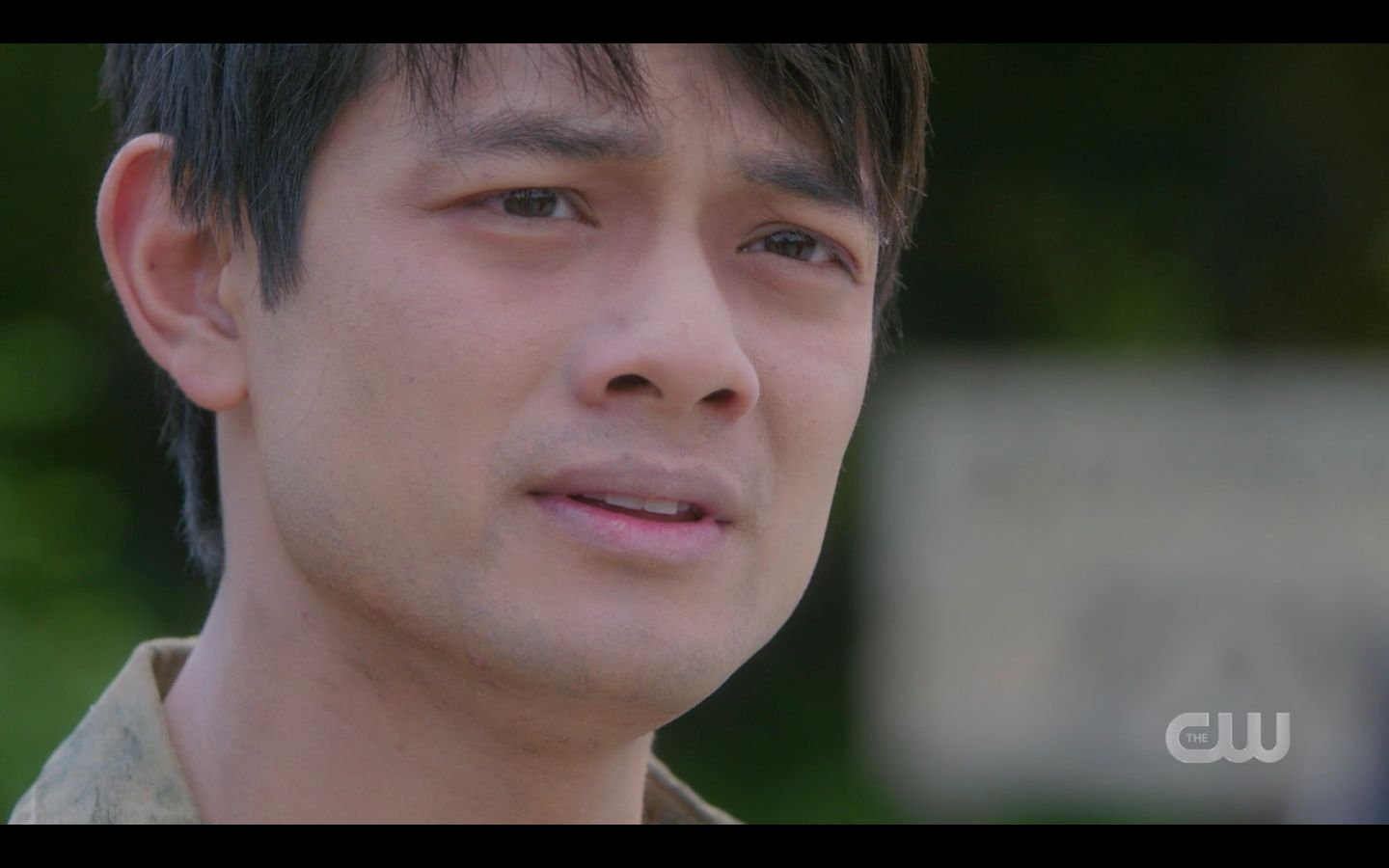 Osric Chau is Kevin Tran in Raising Hell MTTG