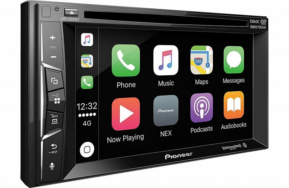 Pioneer AVH-1300NEX Multimedia DVD Receiver 2019 hottest electronic gift guide ideas