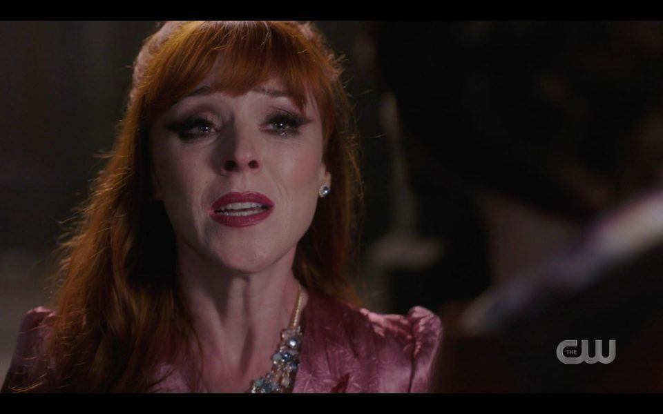 Rowena has to die so Dean can live and the world SPN
