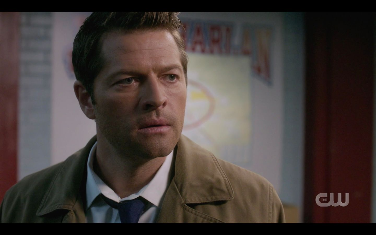 Supernatural Castiel gets badass on Dean Winchester 1502