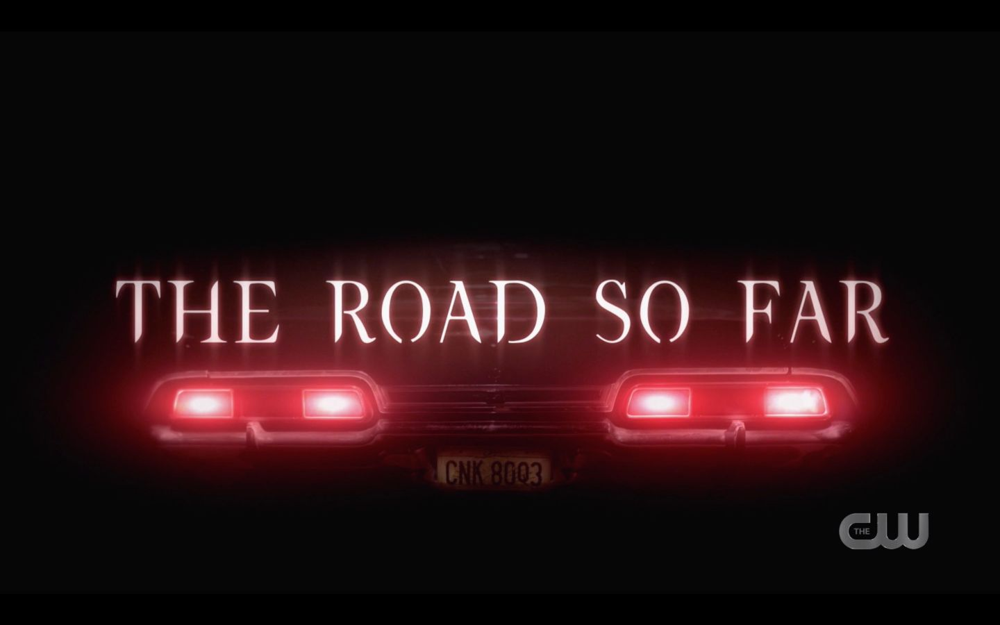 Supernatural the road so far read of baby impala