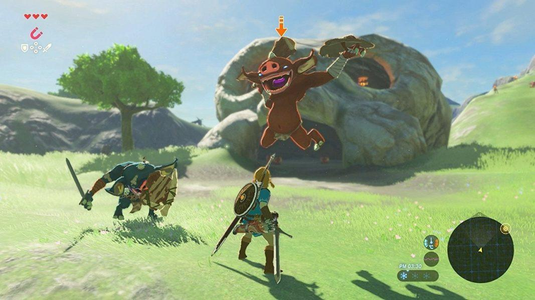 The Legend of Zelda Breath of the Wild 2019 hottest gaming holiday gift ideas