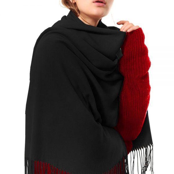 Womens Pashmina Shawl Wrap Scarf - Ohayomi 2019 hottest fashion accessory gift holiday