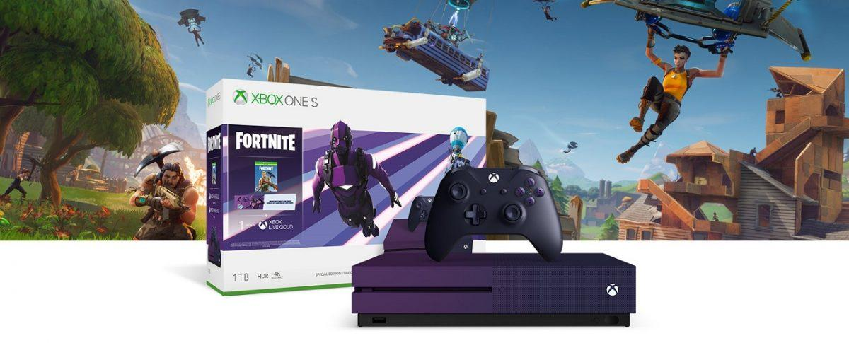 Xbox One S 1TB Console - Fortnite Battle Royale Special Edition 2019 hottest holiday gaming gifts