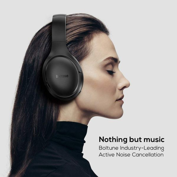boltune bluetooth 5 wireless headphones hottest home theater gift guides