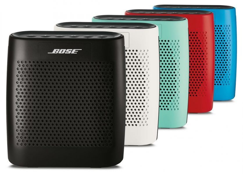 bose soundlink color wireless speakers bluetooth hot holiday gifts 2019