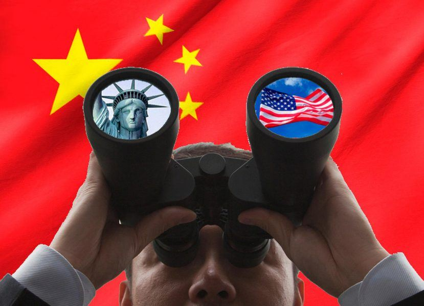 china uses huawei to spy on onther countries