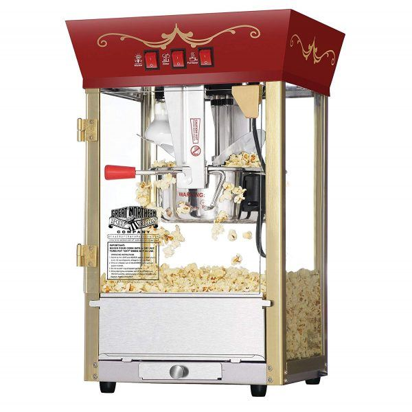 great northern popcorn maker 2019 hottest holiday home theater gifts