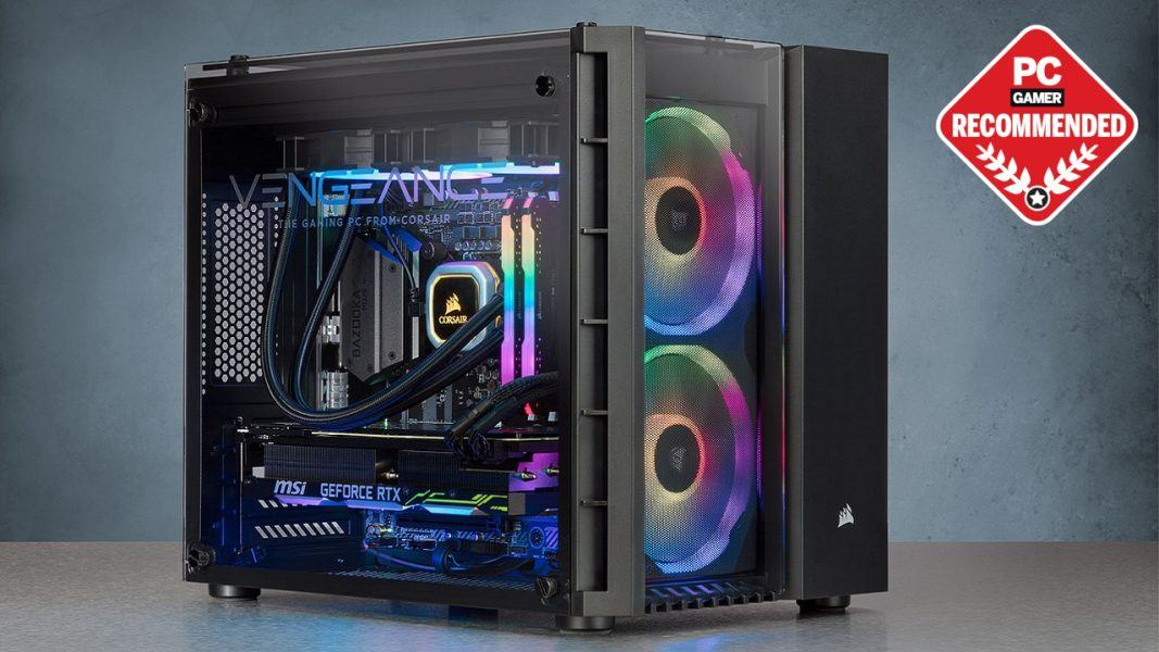 iBUYPOWER Pro Gaming PC Computer Desktop 2019 hottest gamer gifts Intel i7 9700K