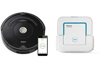 iRobot Roomba 675 Robot Vacuum 2019 hottest gifts