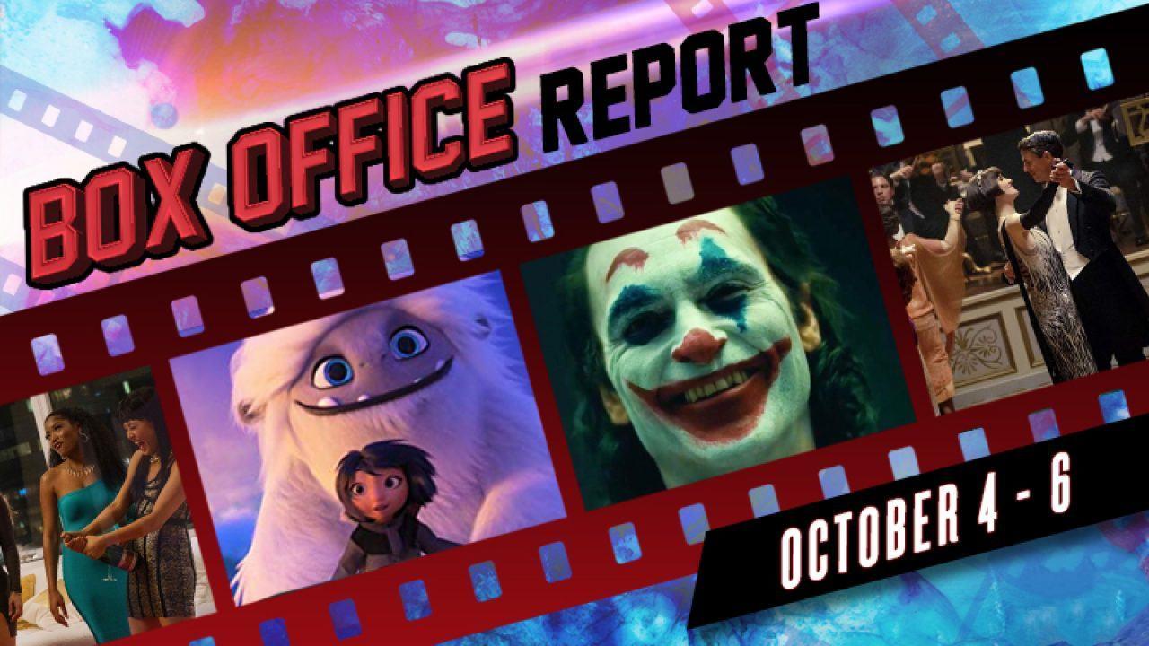 joker box office winner 2019 october